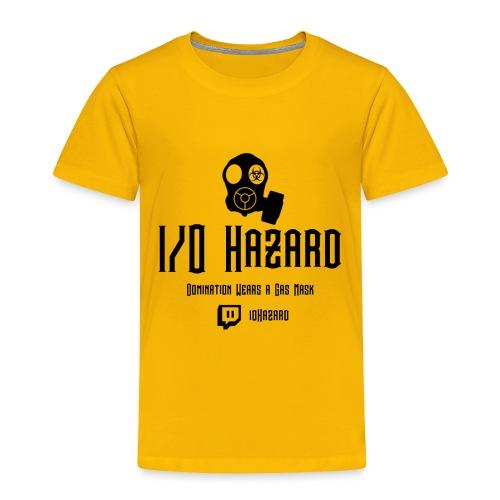 I/O Hazard Official - Toddler Premium T-Shirt