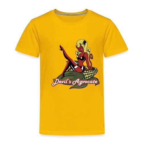 Devil's Agvocate - Toddler Premium T-Shirt