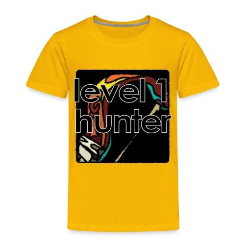 Warcraft Baby: Level 1 Hunter - Toddler Premium T-Shirt