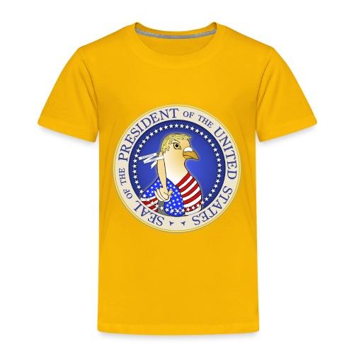 Trumpigeon - Toddler Premium T-Shirt