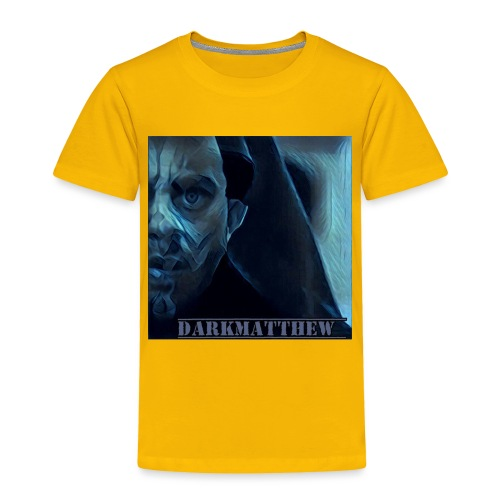 Dark Matthew - Toddler Premium T-Shirt