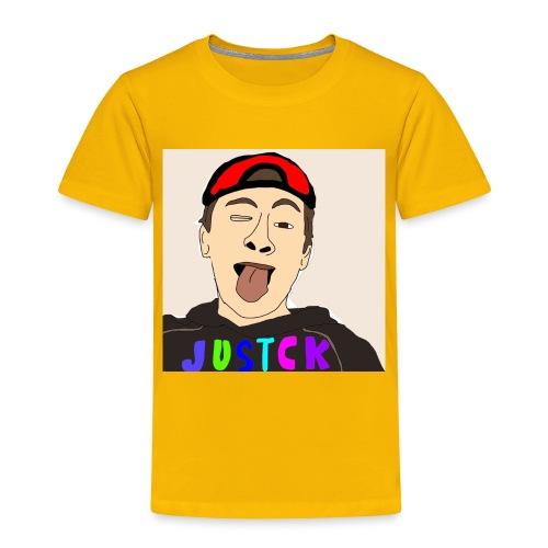 JustCk self drawn by Dazadingo - Toddler Premium T-Shirt