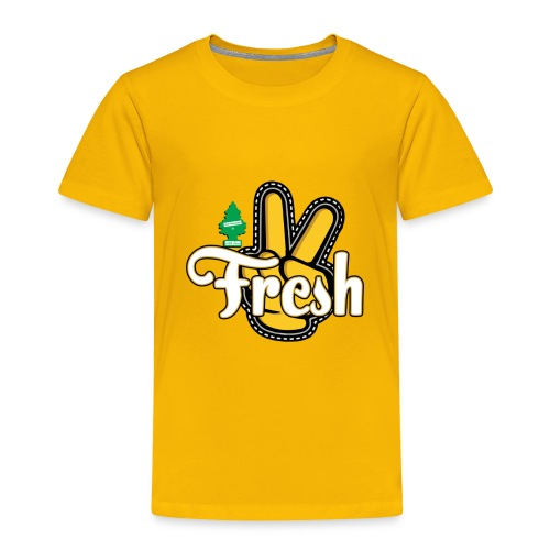 2Fresh2Clean - Toddler Premium T-Shirt