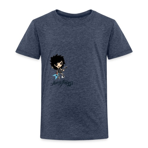 axelofabyss self portrait - Toddler Premium T-Shirt