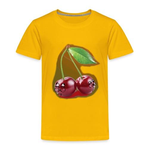 Cherry Bombs - Toddler Premium T-Shirt