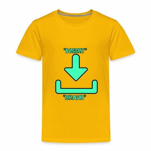 Brandless - Toddler Premium T-Shirt