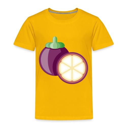 Mangosteen - Toddler Premium T-Shirt