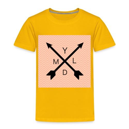 Ydlm Ambroid logo - Toddler Premium T-Shirt