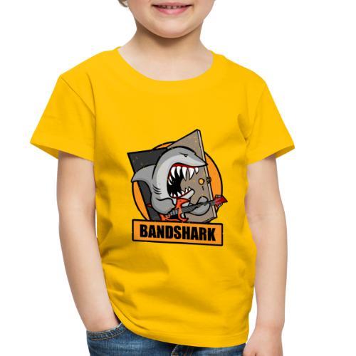 Bandshark - Toddler Premium T-Shirt
