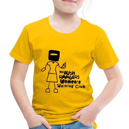 BWWC Logo - Toddler Premium T-Shirt