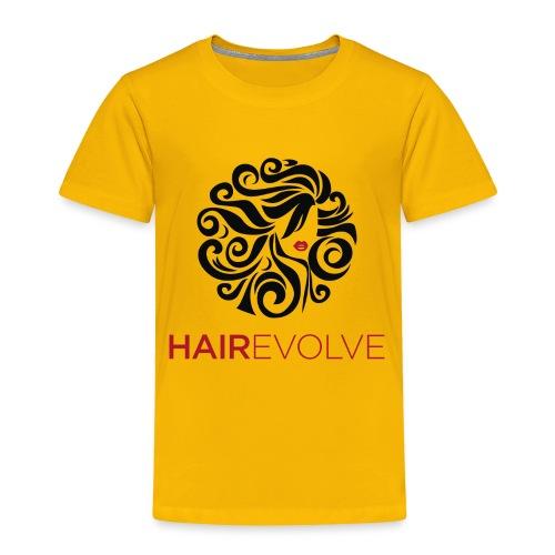 Hair Evolve Fan T-Shirt - Toddler Premium T-Shirt