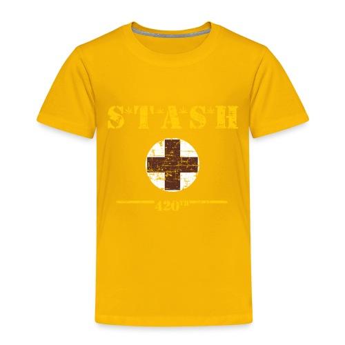 STASH-Final - Toddler Premium T-Shirt