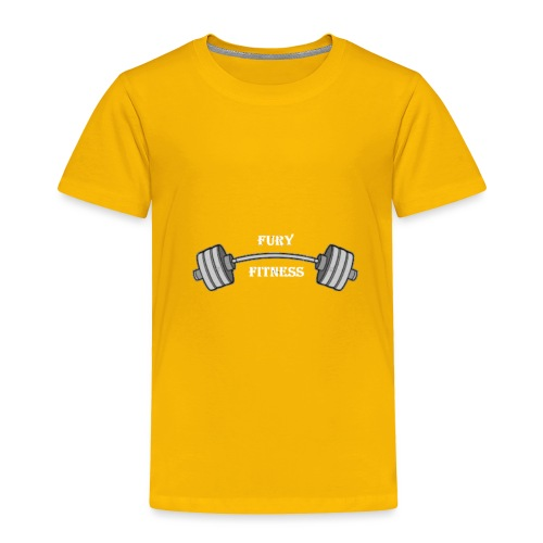 Fury Fitness - Toddler Premium T-Shirt