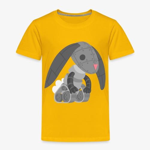 Robot Bunny - Toddler Premium T-Shirt