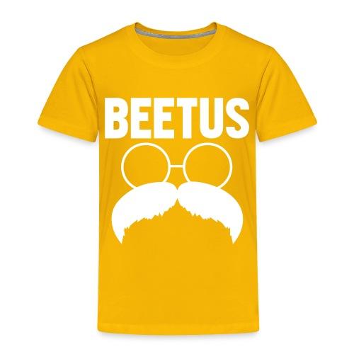 Beetus Diabetes Spokesperson - Toddler Premium T-Shirt