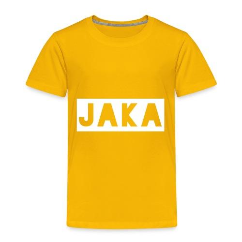 Jaka Supreme - Toddler Premium T-Shirt