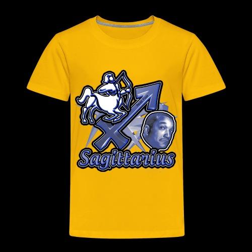 Sagittarius Redd Foxx - Toddler Premium T-Shirt