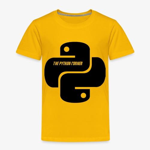 The Python Corner - Toddler Premium T-Shirt