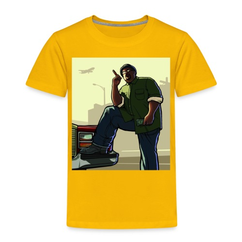 Big Smoke Sa - Toddler Premium T-Shirt