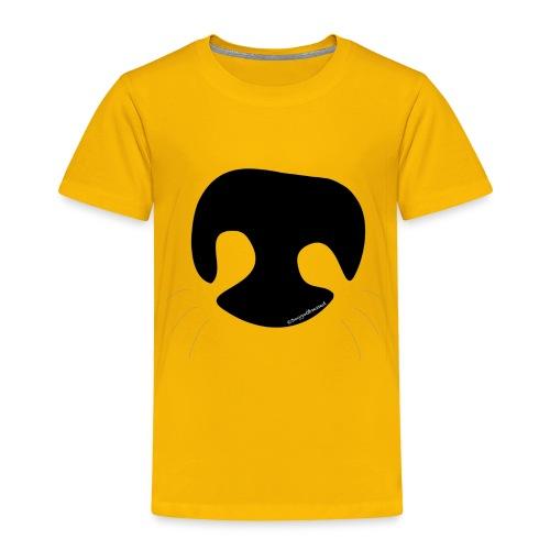 Dog Nose - Toddler Premium T-Shirt
