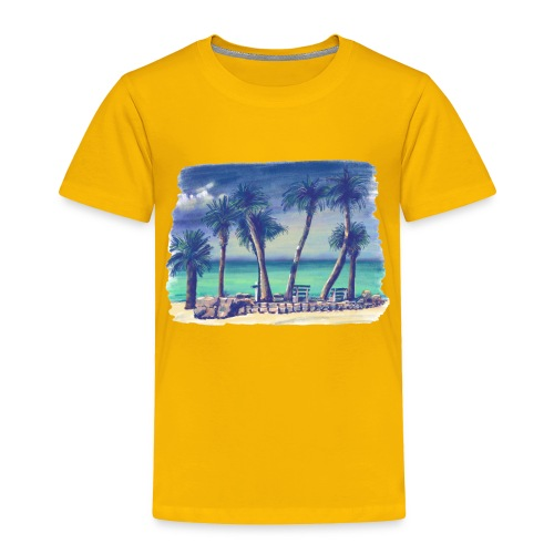 Oasis beach - Toddler Premium T-Shirt