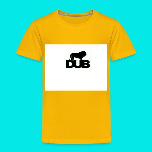 DuB Lion - Toddler Premium T-Shirt