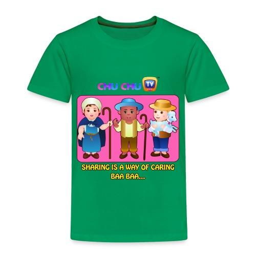 Motivational Slogan 3 - Toddler Premium T-Shirt