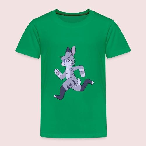Breezy Bunny - Toddler Premium T-Shirt