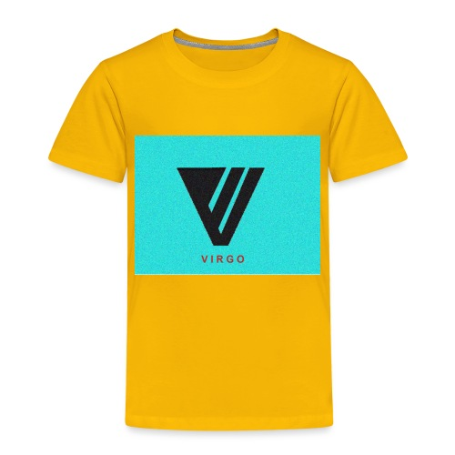 Virgo : Color - Toddler Premium T-Shirt