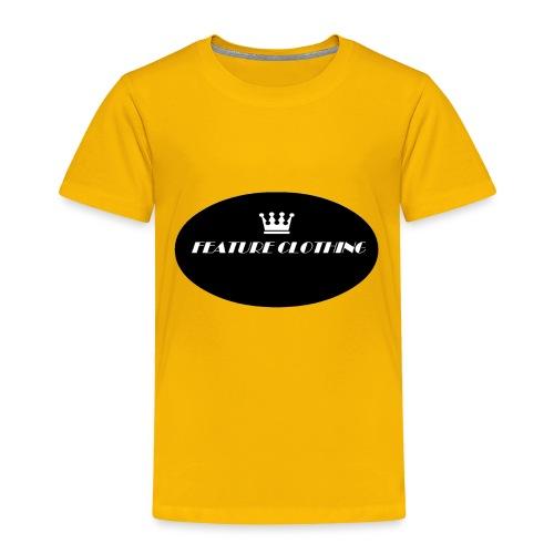 FEATURE_BRAND - Toddler Premium T-Shirt