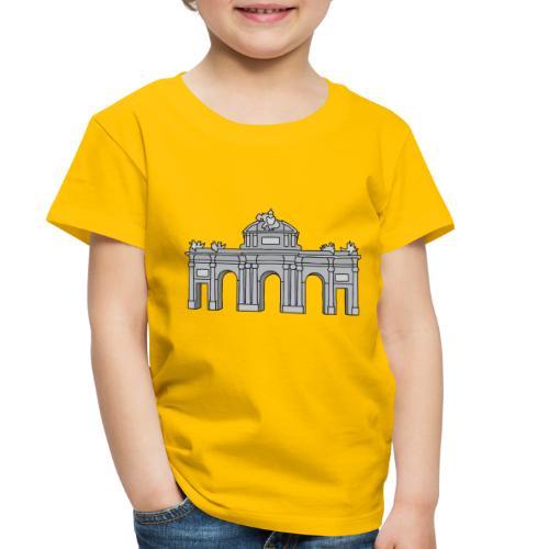 Puerta de Alcalá Madrid, Spain - Toddler Premium T-Shirt
