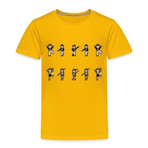 flappersshirt - Toddler Premium T-Shirt