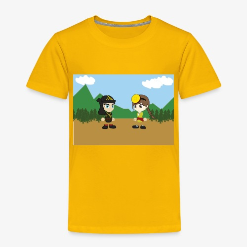 Digital Pontians - Toddler Premium T-Shirt