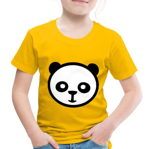 Panda bear, Big panda, Giant panda, Bamboo bear - Toddler Premium T-Shirt