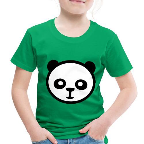 Panda bear, Big panda, Giant panda, Bamboo bear - Toddler Premium T-Shirt