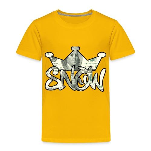 Snow Boss Life - Toddler Premium T-Shirt