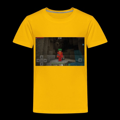 Playing - Toddler Premium T-Shirt