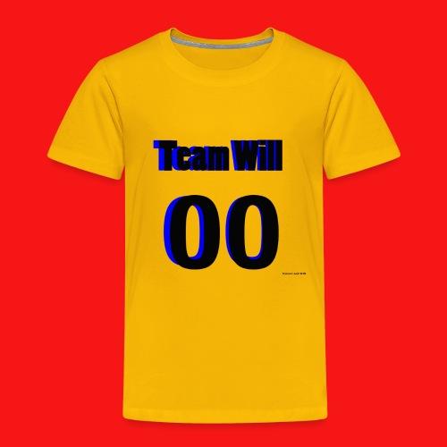 Team Will - Toddler Premium T-Shirt