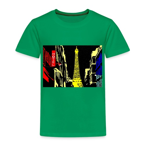 PARIS - Toddler Premium T-Shirt