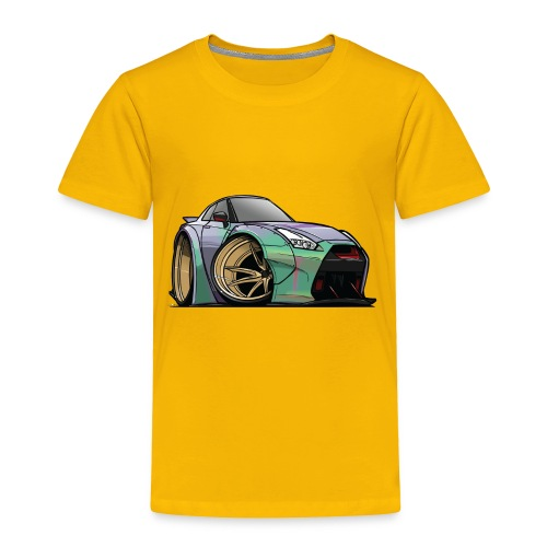 R35 GTR - Toddler Premium T-Shirt