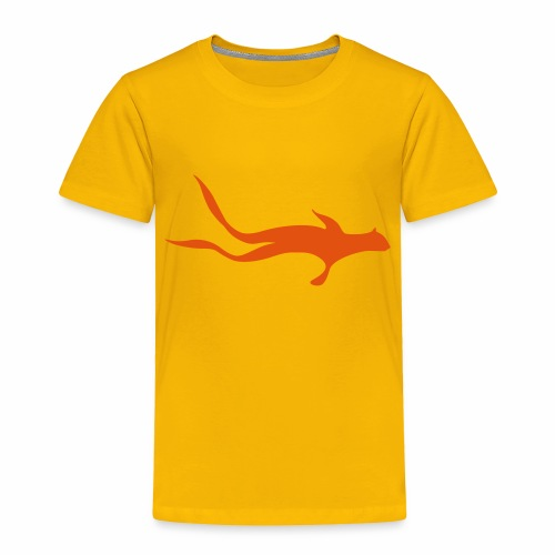 Catfish — You choose the design color - Toddler Premium T-Shirt