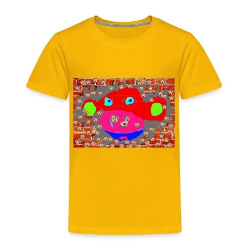 monkey by brax - Toddler Premium T-Shirt