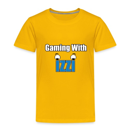 Gaming With Izzi - Toddler Premium T-Shirt