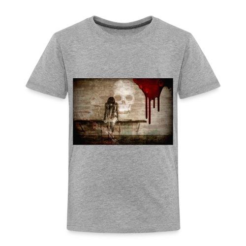 sad girl - Toddler Premium T-Shirt