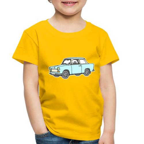Trabant (lightblue) - Toddler Premium T-Shirt