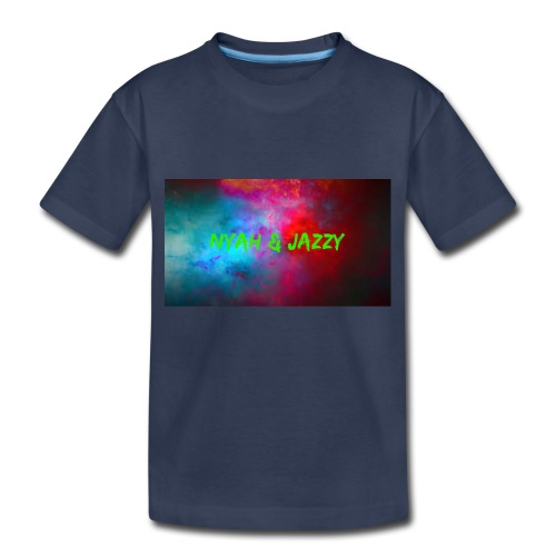 NYAH AND JAZZY - Toddler Premium T-Shirt