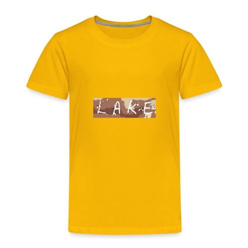 LAKE_LOGO2 - Toddler Premium T-Shirt