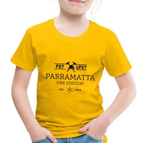 Parramatta Fire Station B - Toddler Premium T-Shirt
