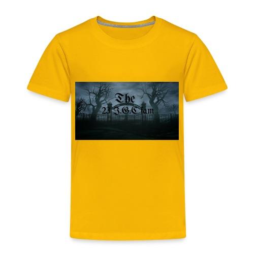 23 I.G.C fam - Toddler Premium T-Shirt