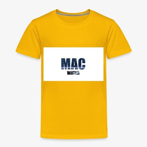 WATER - Toddler Premium T-Shirt